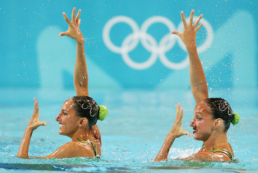Synchronised Swimming